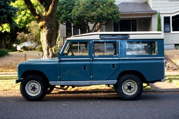 Land Rover Series II 1970 #5
