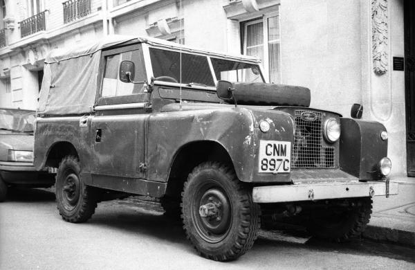 Land Rover Series II #3