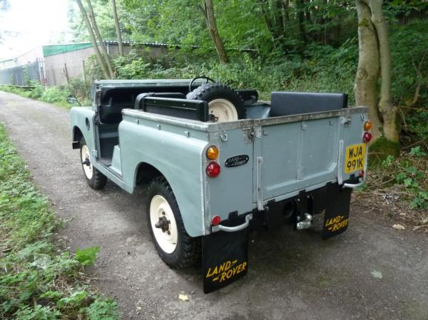 Land Rover Series III 1972 #3