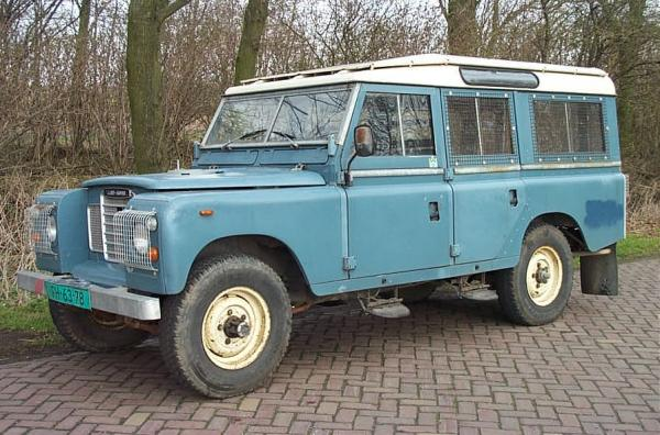 Land Rover Series III 1980 #1