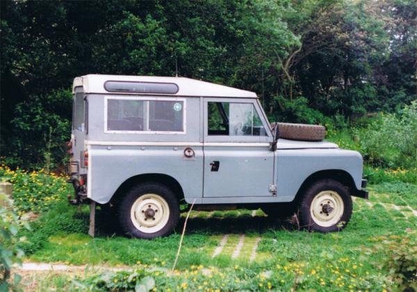 Land Rover Series III 1982 #3