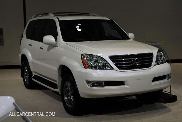 2009 lexus gx 470 information and photos momentcar. Black Bedroom Furniture Sets. Home Design Ideas