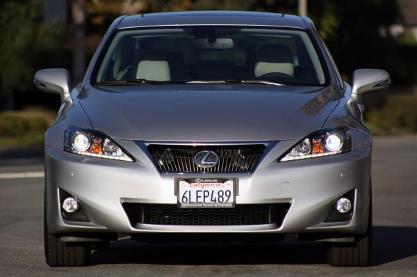 Lexus IS 250 2011 #2