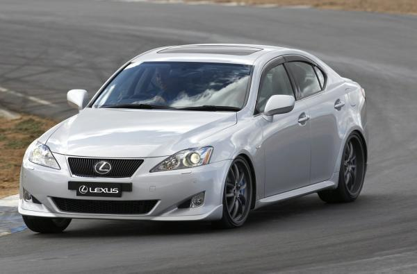 Lexus IS 250 2011 #3