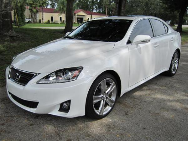 Lexus IS 250 2011 #4