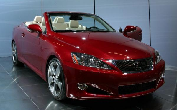 2010 Lexus IS 250 C
