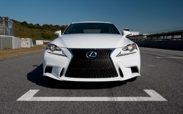 Lexus IS 350 #5