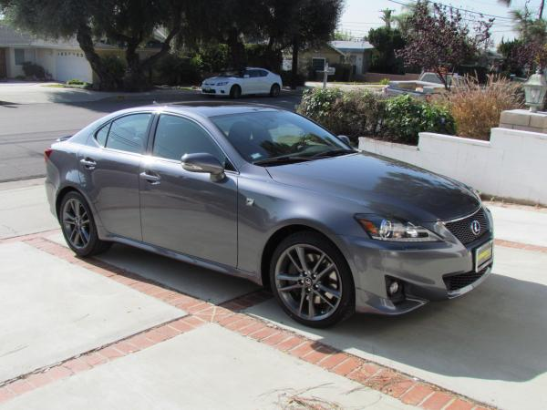 Lexus IS 350 Base #1