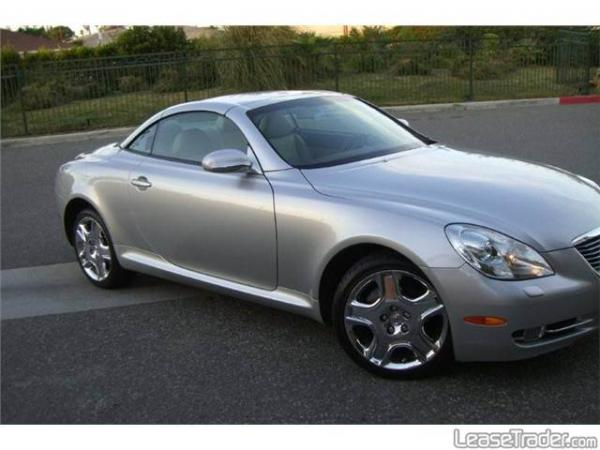 2006 lexus sc 430 information and photos momentcar. Black Bedroom Furniture Sets. Home Design Ideas