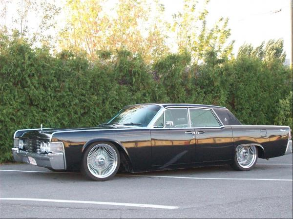 1965 lincoln continental information and photos momentcar. Black Bedroom Furniture Sets. Home Design Ideas