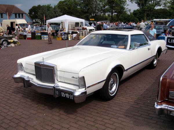 Lincoln Continental Mk IV #2