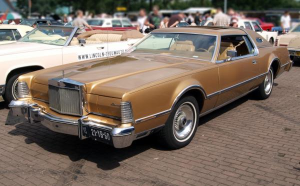 Lincoln Continental Mk IV #4