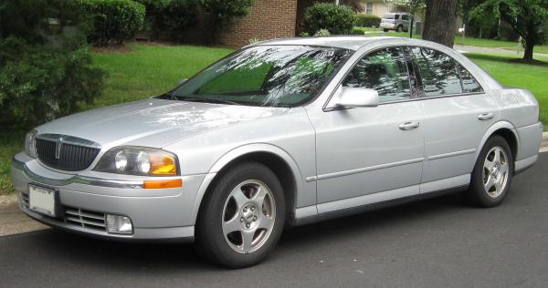 Lincoln LS 2000 #3