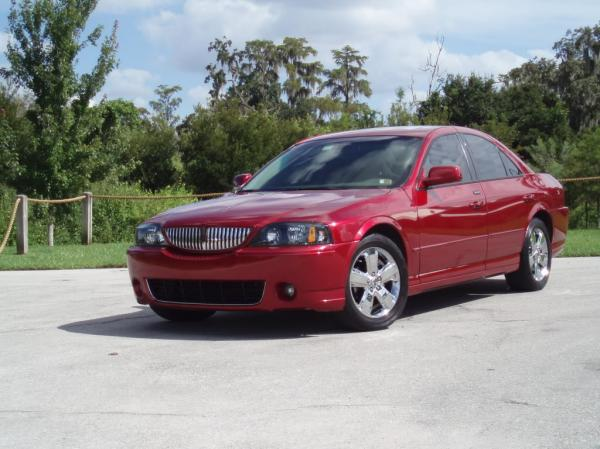 Lincoln LS 2006 #1