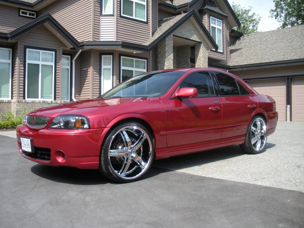 Lincoln LS 2006 #5
