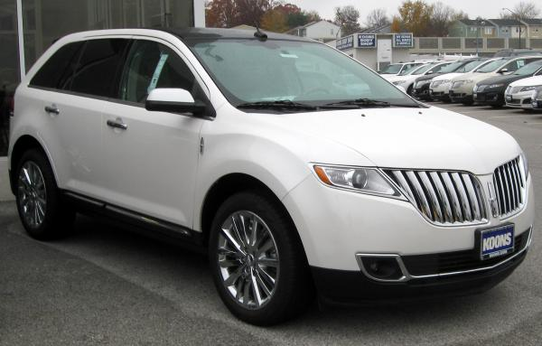 Lincoln MKX #3
