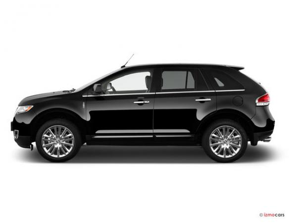 Lincoln MKX 2014 #4