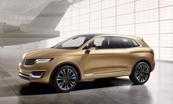 Lincoln MKX 2016 #1