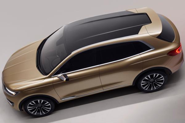 Lincoln MKX 2016 #2