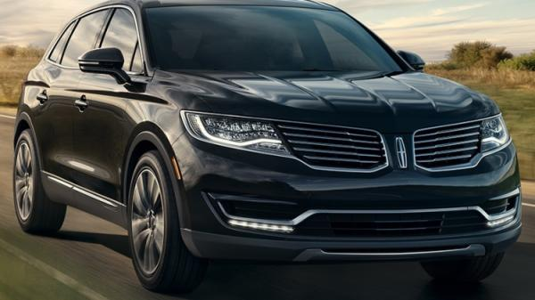 Lincoln MKX 2016 #4