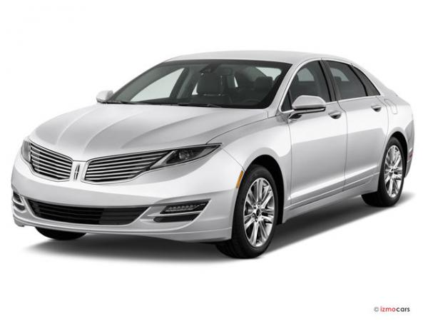 Lincoln MKZ 2014 #4
