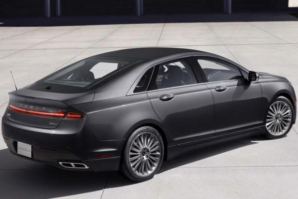 Lincoln MKZ 2014 #5