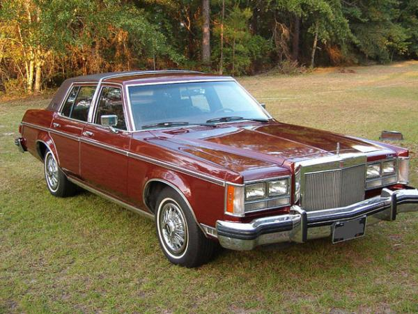 Lincoln Versailles 1980 #1