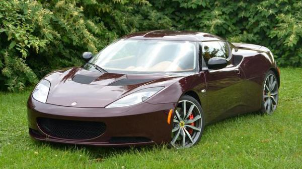 Lotus Evora Base #1