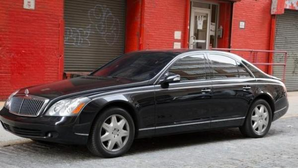 Maybach 57 Base #1