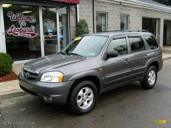 Mazda Tribute DX-V6 #3