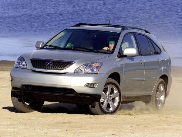 Meet RX330, the greatest ever SUV in Lexus 2006 range!