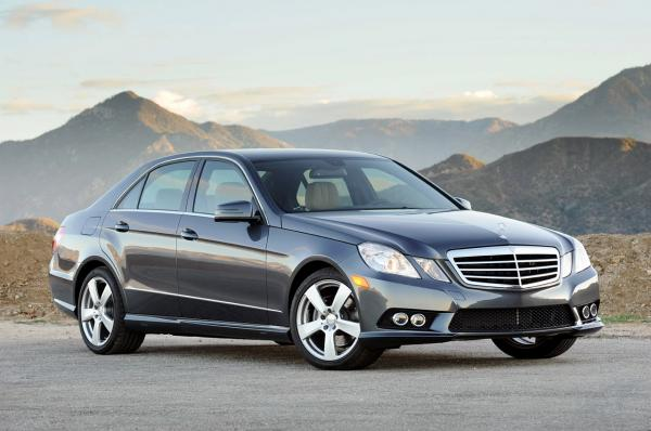 mercedes-benz 2010: E350 4Matic for those only who drive aggressively