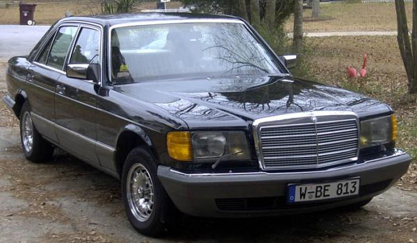 Mercedes-Benz 300SD #3