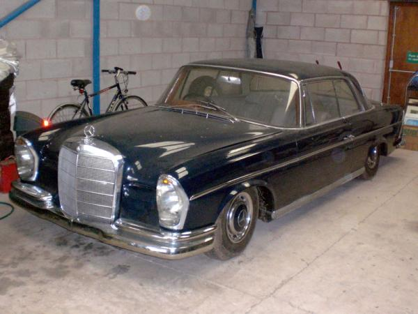 1963 mercedes benz 300se information and photos momentcar for Mercedes benz 300se for sale