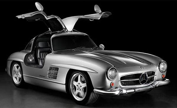 Mercedes-Benz 300SL 1954 #3