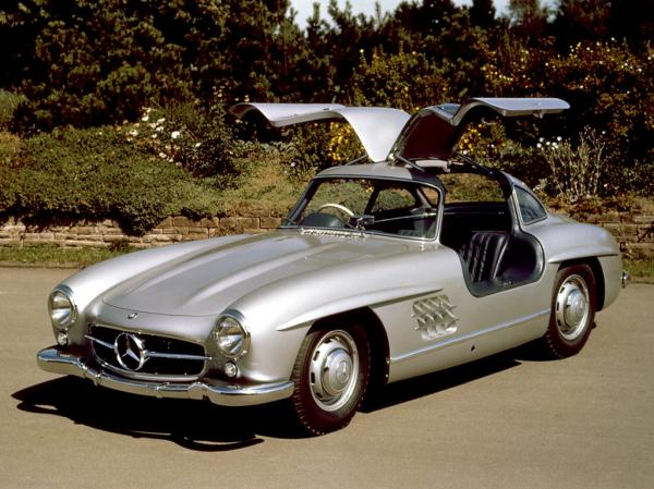 Mercedes-Benz 300SL 1954 #5