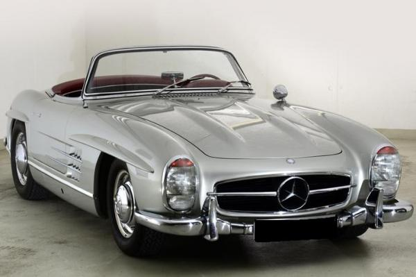 1961 Mercedes-Benz 300SL