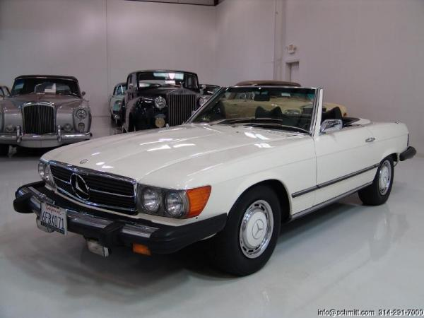 Mercedes-Benz 450SLC 1975 #3