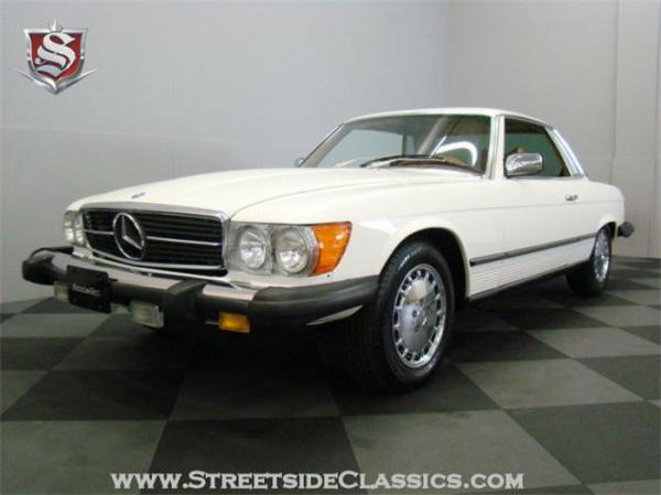 Mercedes-Benz 450SLC 1979 #3