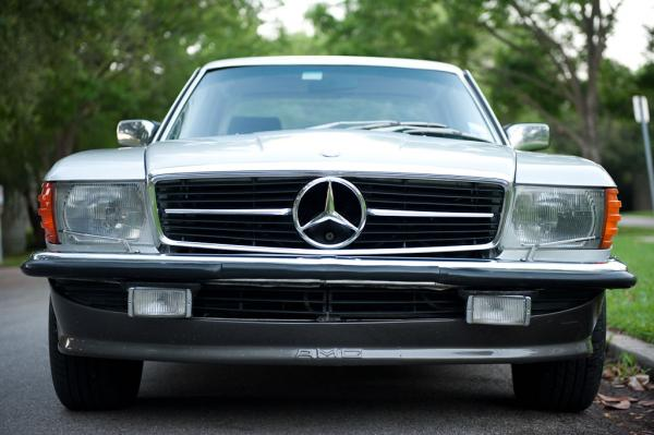 Mercedes-Benz 450SLC 1980 #4