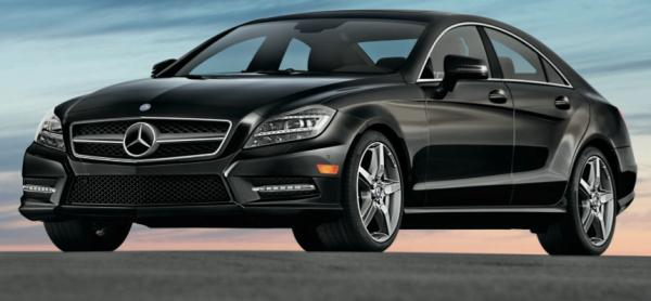2013 mercedes benz cls class information and photos. Black Bedroom Furniture Sets. Home Design Ideas