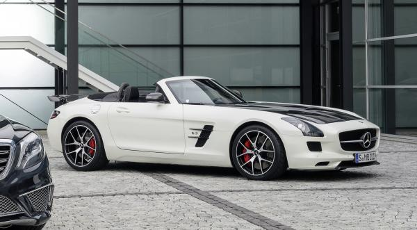 Mercedes-Benz SLS AMG GT Final Edition #4