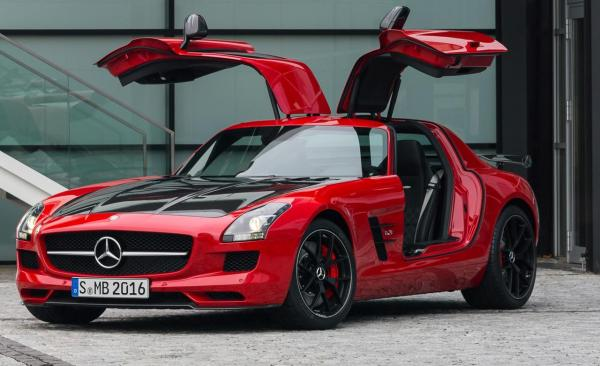 Mercedes-Benz SLS AMG GT Final Edition 2015 #5