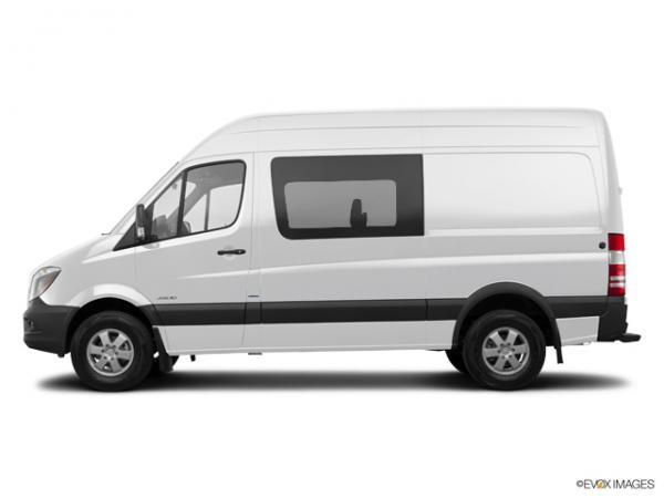 Mercedes-Benz Sprinter 2500 170 WB Crew #1