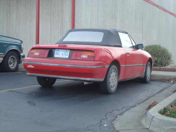 Mercury Capri Base #2
