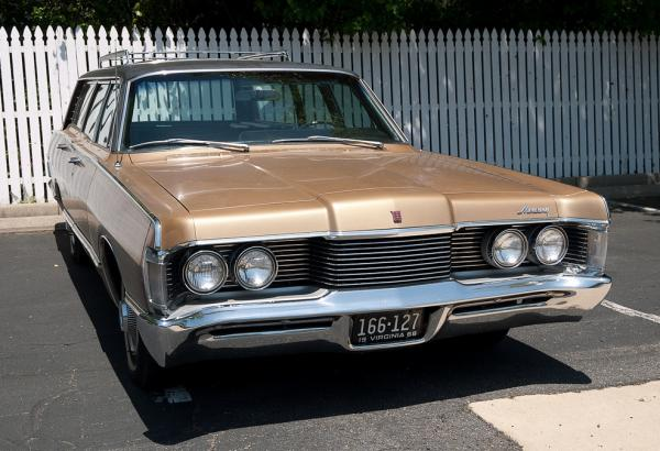 1968 Mercury Commuter