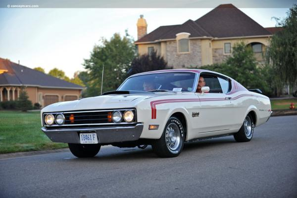 1969 Mercury Cyclone - Information and photos - MOMENTcar