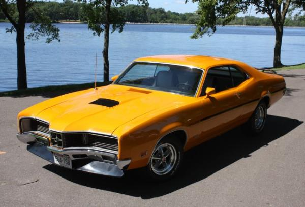 Mercury Cyclone #3