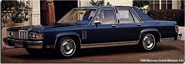 1980 Mercury Grand Marquis