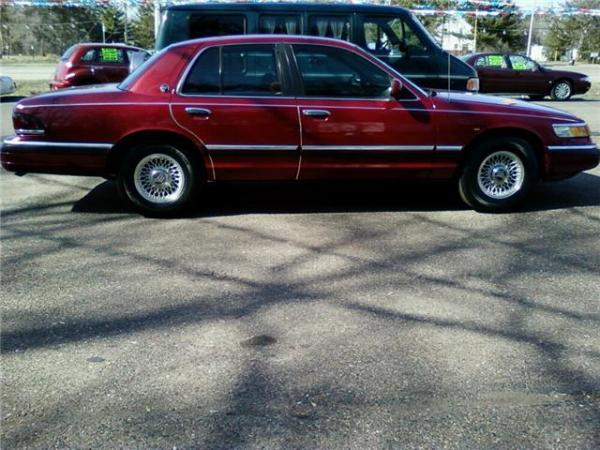 Mercury Grand Marquis 1994 #3